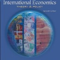 [Presentation] International Economics: Theory and Policy, Krugman and Obstfeld