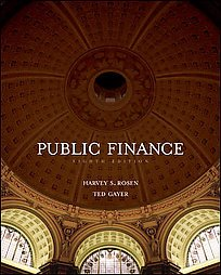 Public Finance by Harvey S. Rosen
