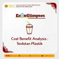 Cost Benefit Analyze : Plastic Straw or Stainless Straw ?