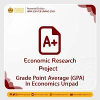 Faktor-Faktor Yang Mempengaruhi Indeks Prestasi Kumulatif Mahasiswa IESP FEB UNPAD 2017