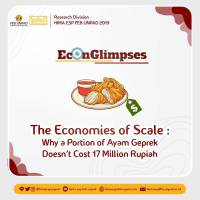 The Economies of Scale: The Reason why A Portion of Ayam Geprek Doesn't Cost 17 Million rupiah
