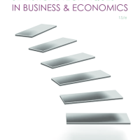 [E-Book] Statistical Techniques in Business & Economics by Douglas A. Lind, William G. Marchal, Samuel A. Wathen