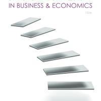 [E-Book] Statistical Techniques in Business & Economics by Douglas A. Lind, William G. Marchal, Samuel A. Wathen