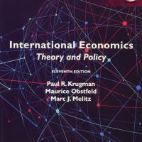 [E-Book] International Economics Theory and Policy by Paul R. Krugman, Maurice Obstfeld, Marc J. Melitz